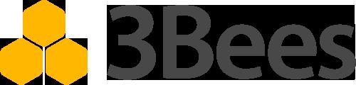 3bees com logo small